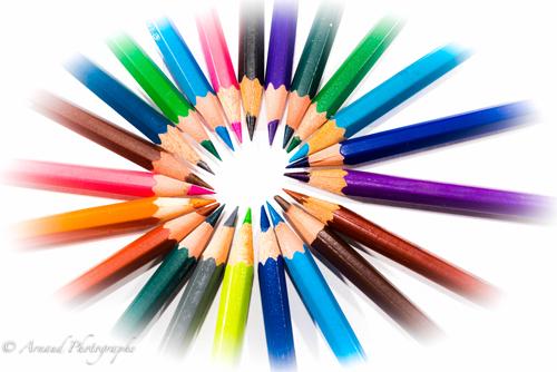Thème crayons