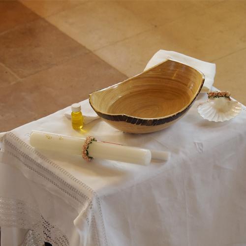 baptême Elena