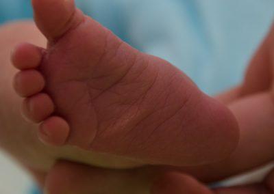 Shooting newborn Lucas
