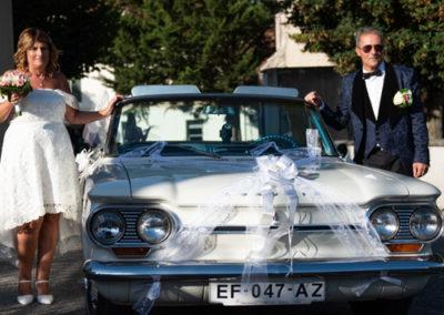 Mariage Carole Christophe