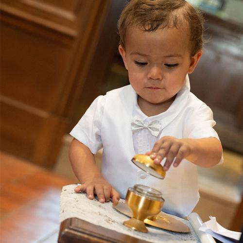 Baptême Lisandro